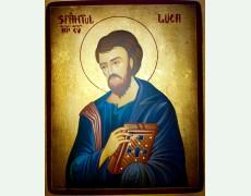 Icoana Sfantul Luca