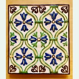 Ceramica pictata de Korund