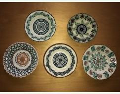 Set 5 farfurii ceramice mici