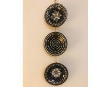 Set 3 farfurii ceramice Sitar