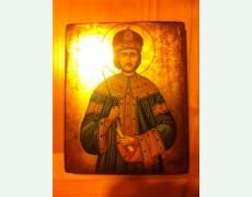 Icoana Sfantul Imparat Constantin