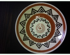 Farfurie ceramica de Horezu