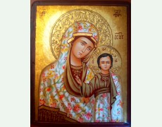 Icoana Fecioara cu Pruncul Iisus