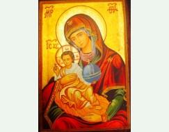 Icoana FECIOARA MARIA cu PRUNCUL